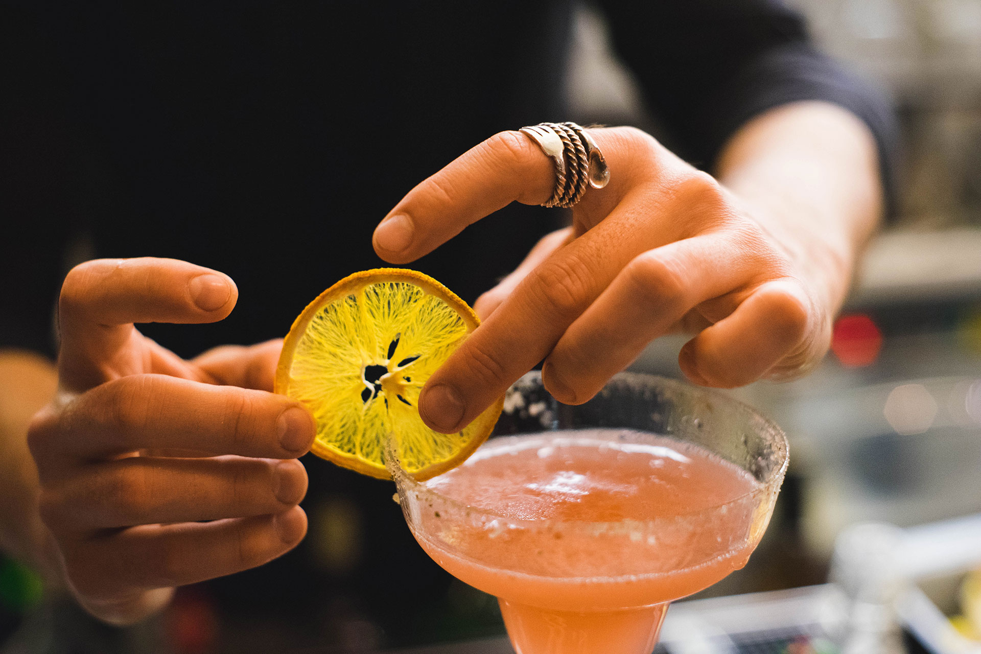 Ristorante Bistrot Cocktail Bar Aperitivo Zona Portuense Marconi